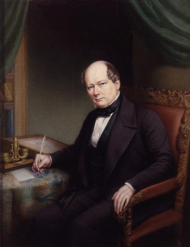 John Timbs, by Thomas John Gullick, engraved 1855 - NPG 5011 - © National Portrait Gallery, London