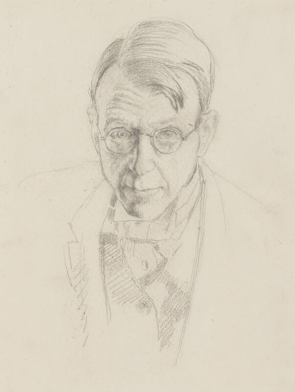 Henry Tonks, by Henry Tonks, 1900-1925 - NPG 3072(7) - © National Portrait Gallery, London