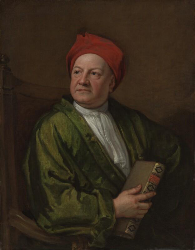 Jacob Tonson I, by Sir Godfrey Kneller, Bt, 1717 - NPG 3230 - © National Portrait Gallery, London