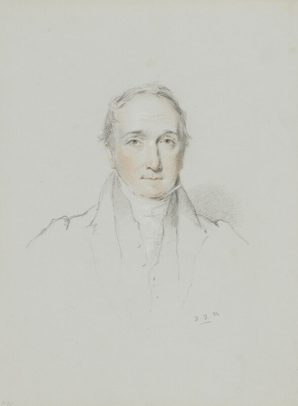 Charles Turner, by William Brockedon, 1832 -NPG 2515(59) - © National Portrait Gallery, London
