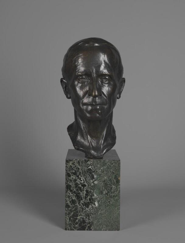 John Buchan, 1st Baron Tweedsmuir, by Thomas John Clapperton, 1935 - NPG 3636 - Photograph © National Portrait Gallery, London