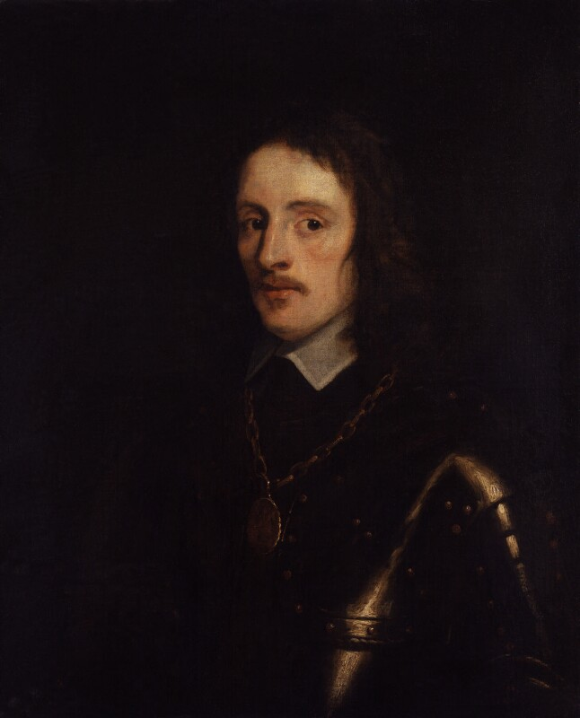 Unknown man, possibly Sir Thomas Tyldesley, by Unknown artist, circa 1645-1650 - NPG 1571 - © National Portrait Gallery, London