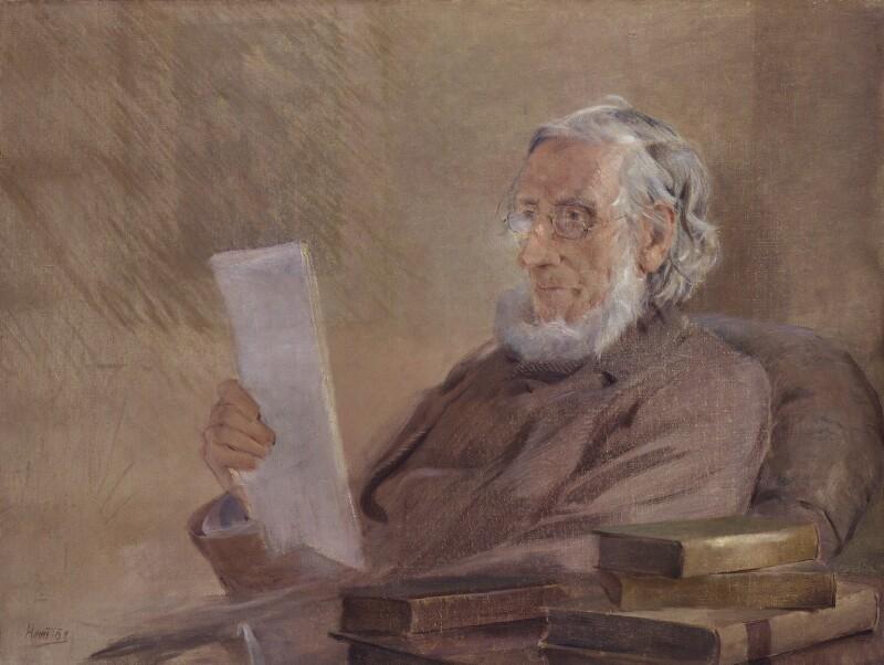 John Tyndall, by John McLure Hamilton, 1893 - NPG 1287 - © National Portrait Gallery, London