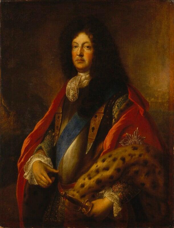 Richard Talbot, Earl of Tyrconnel, by François de Troy, 1690-1691 -NPG 1466 - © National Portrait Gallery, London