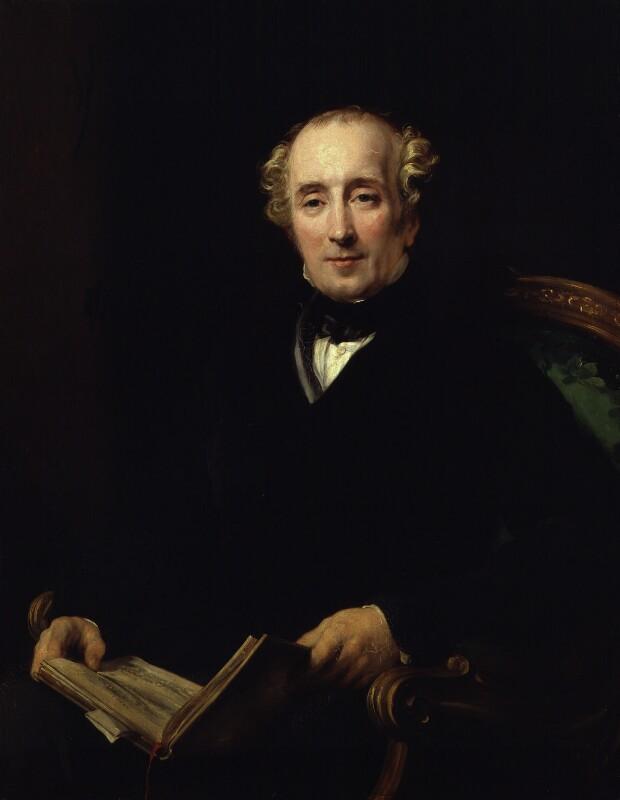 Patrick Fraser Tytler, by Margaret Sarah Carpenter, exhibited 1845 - NPG 226 - © National Portrait Gallery, London