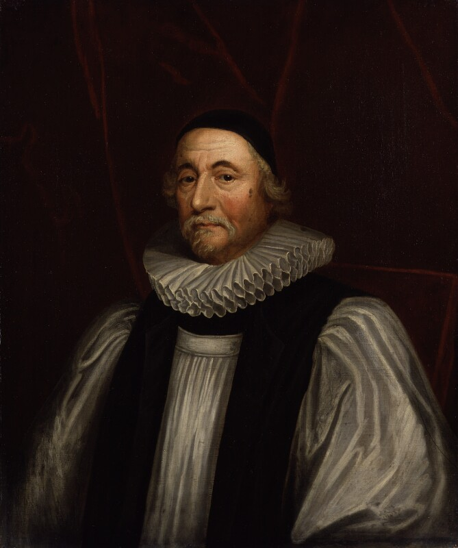 James Ussher, after Sir Peter Lely, circa 1654 - NPG 574 - © National Portrait Gallery, London