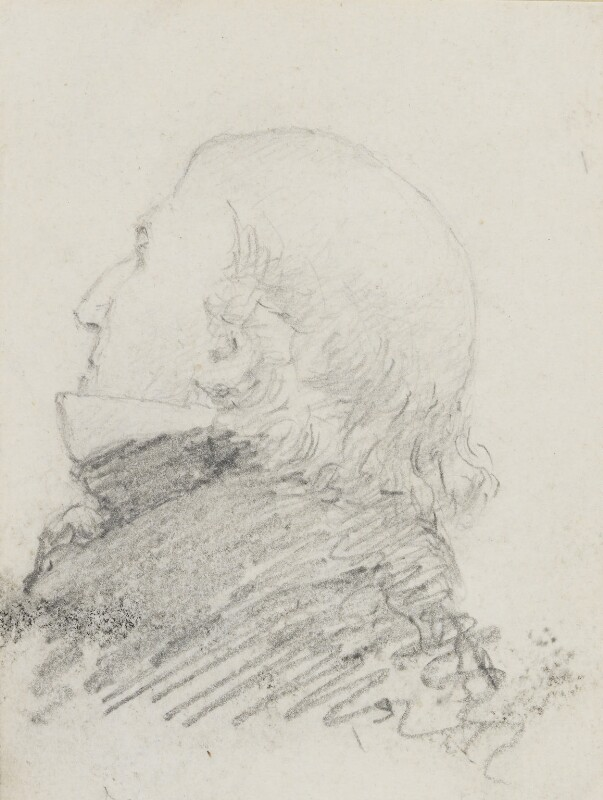 Thomas Uwins, by George Harlow White, circa 1845 - NPG 4218 - © National Portrait Gallery, London