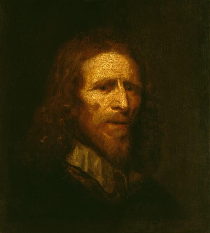 Abraham van der Doort, possibly after William Dobson,  - NPG 1569 - © National Portrait Gallery, London