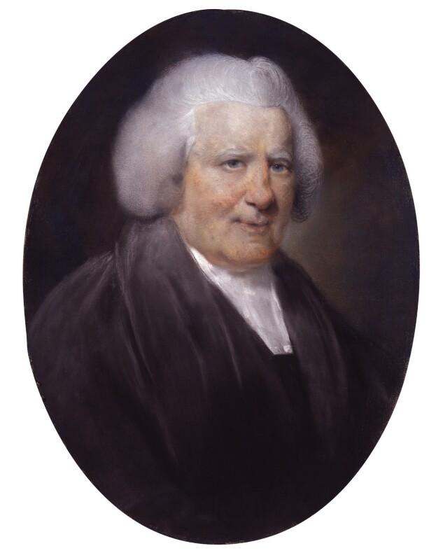 Henry Venn, by John Russell, 1787 - NPG 3161 - © National Portrait Gallery, London