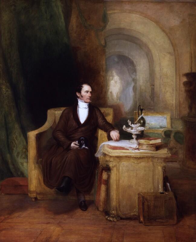 Robert Vernon, by George Jones, and  Henry Collen, 1848 - NPG 4513 - © National Portrait Gallery, London