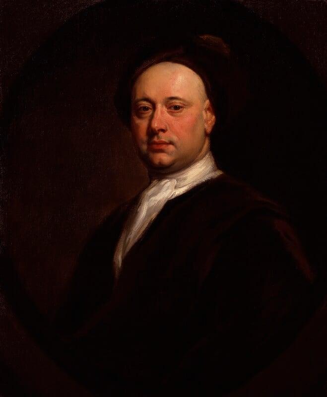 George Vertue, by Jonathan Richardson, 1733 - NPG 576 - © National Portrait Gallery, London