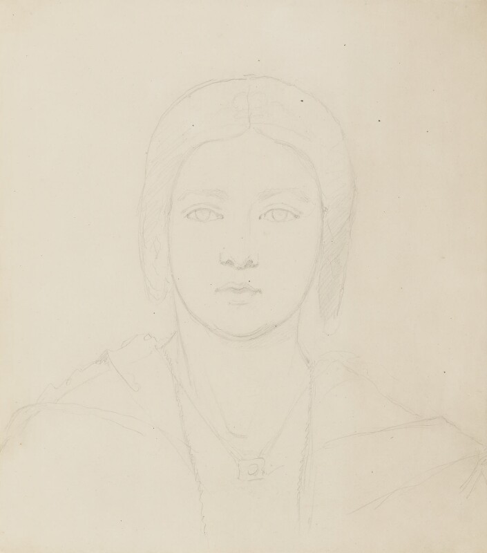 Queen Victoria, by Sir Francis Leggatt Chantrey, circa 1839 - NPG 316a(126) - © National Portrait Gallery, London