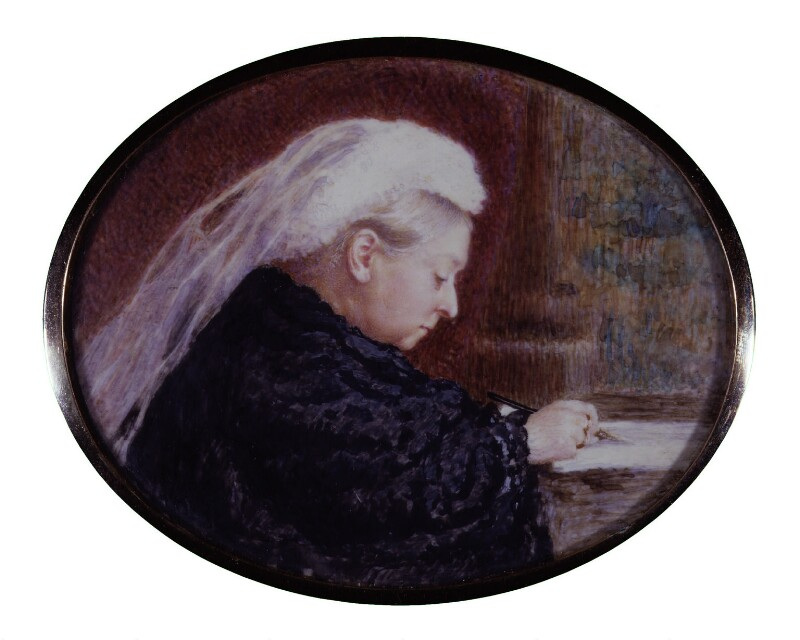 Queen Victoria, by Mary Helen Carlisle,  - NPG 2088 - © National Portrait Gallery, London