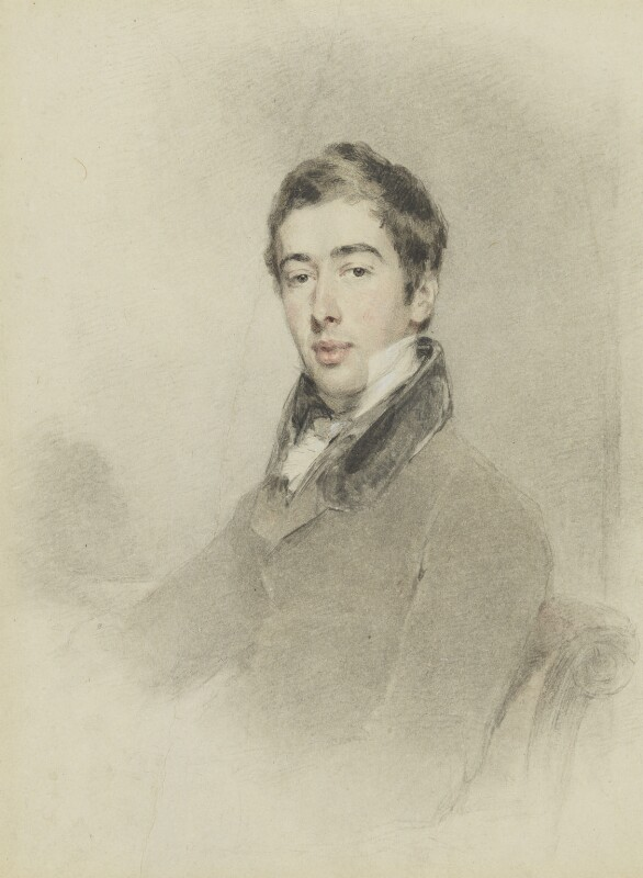 George Vincent, by John Jackson, circa 1820 -NPG 1822 - © National Portrait Gallery, London