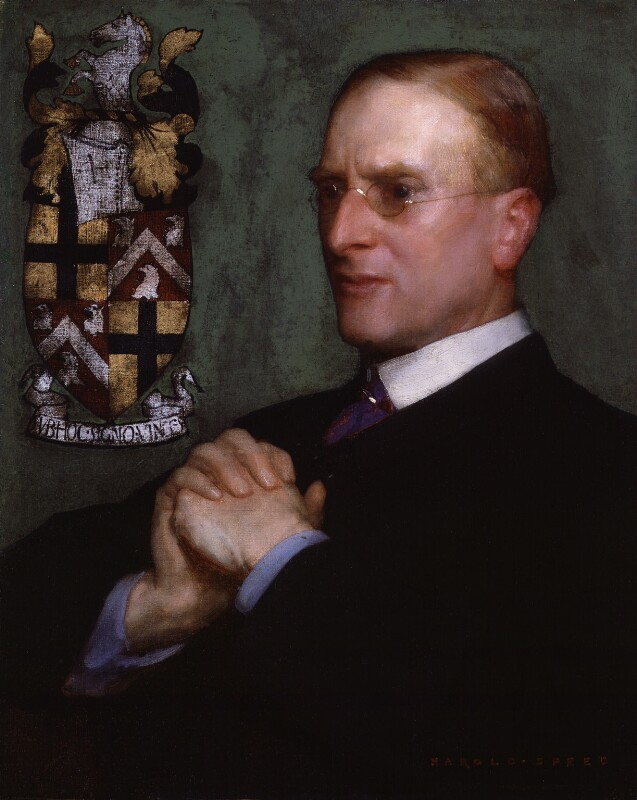 Charles Francis Annesley Voysey, by Harold Speed, 1905 - NPG 5140 - © reserved; collection National Portrait Gallery, London