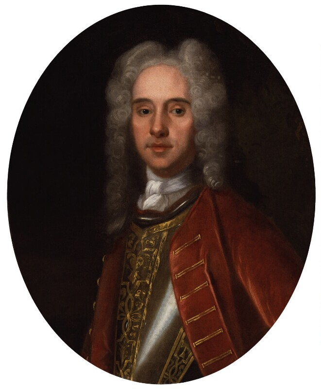 George Wade, attributed to Johan van Diest, circa 1731 - NPG 1594 - © National Portrait Gallery, London