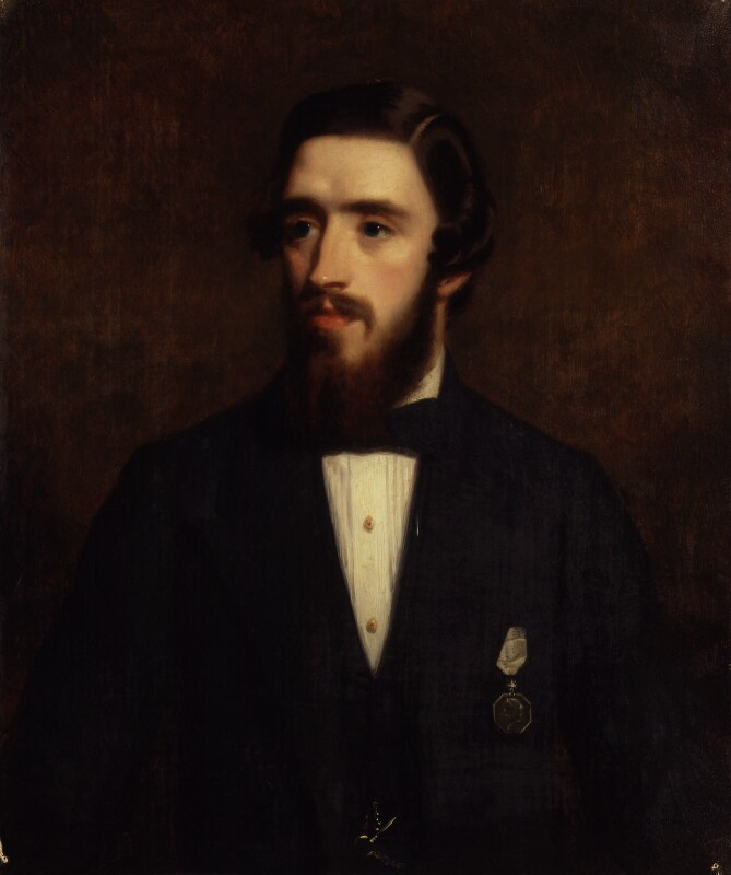 David Walker, by Stephen Pearce, exhibited 1860 - NPG 922 - © National Portrait Gallery, London