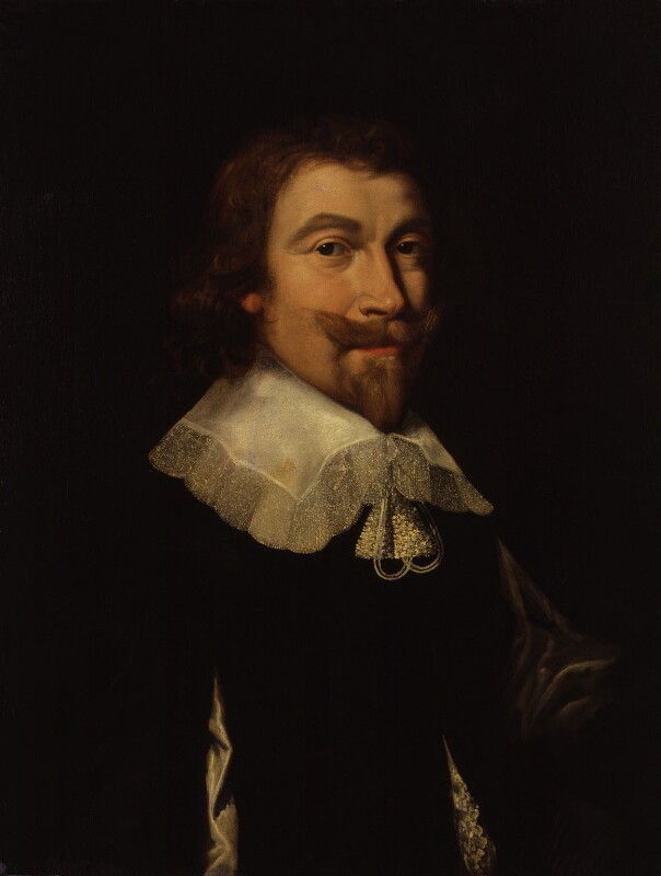 Unknown man, formerly known as Sir William Waller, by Unknown artist, circa 1645-1650 - NPG 577 - © National Portrait Gallery, London