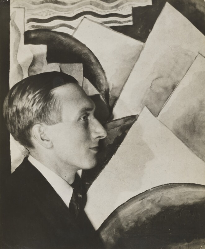 Sir William Turner Walton, by Cecil Beaton, 1926 - NPG P55 - © Cecil Beaton Studio Archive, Sotheby's London