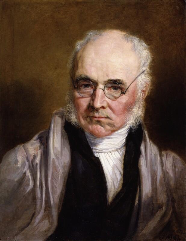 James Ward, by James Ward, 1834 - NPG 1684 - © National Portrait Gallery, London