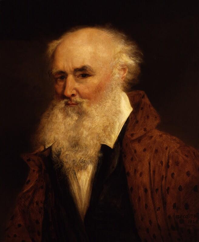 James Ward, by James Ward, 1848 -NPG 309 - © National Portrait Gallery, London