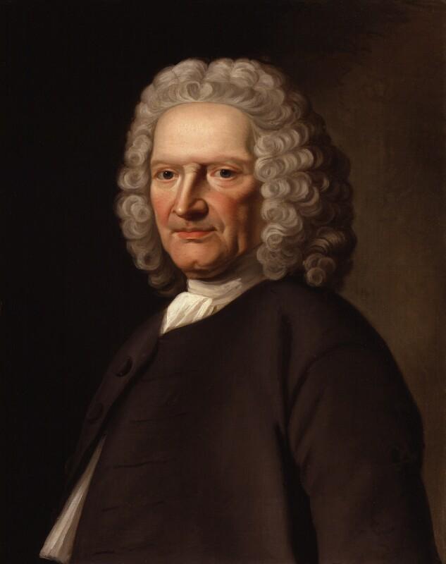 John Ward, by Joseph Samuel Webster, circa 1755-1758 - NPG 590 - © National Portrait Gallery, London
