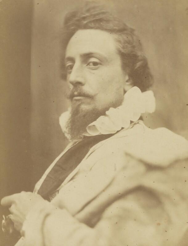 John Dawson Watson, by David Wilkie Wynfield, 1860s -NPG P85 - © National Portrait Gallery, London