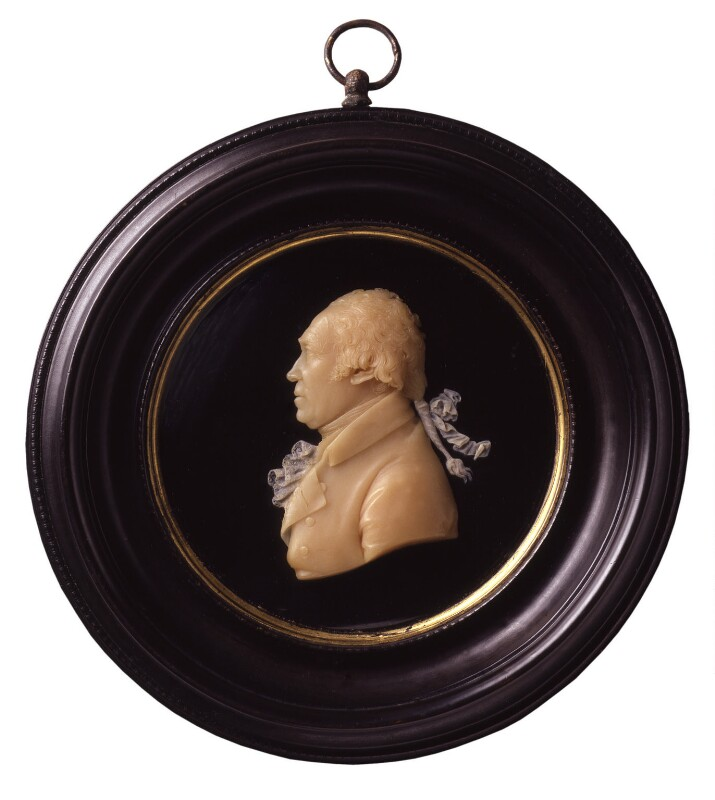 James Watt, by Peter Rouw, 1802 - NPG 183 - © National Portrait Gallery, London