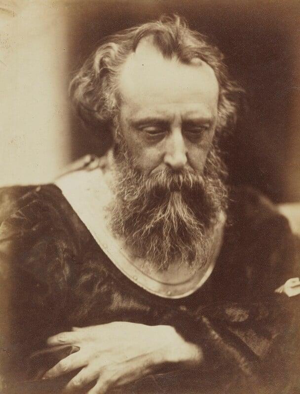 George Frederic Watts, by David Wilkie Wynfield, 1863 - NPG P86 - © National Portrait Gallery, London