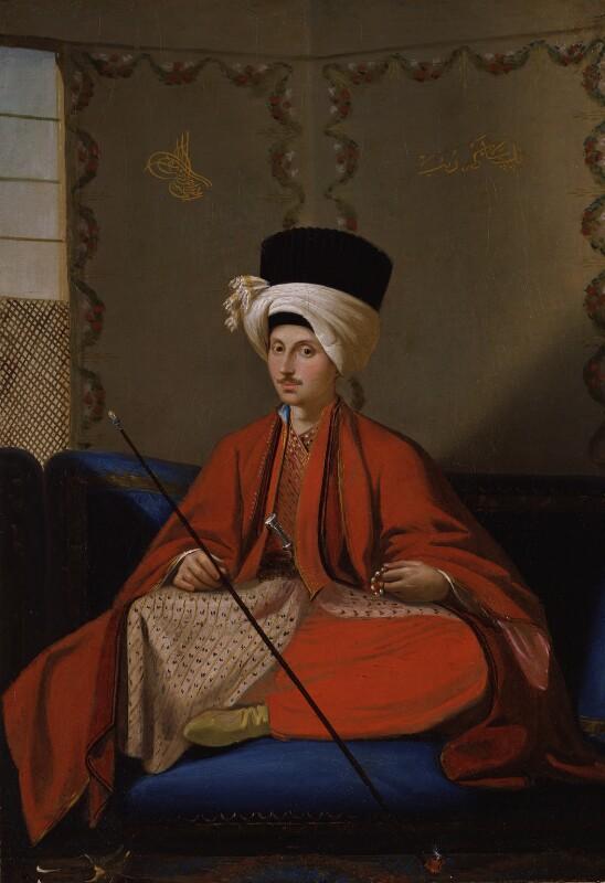Philip Barker Webb, by Lalogero di Bernadis, 1820 - NPG 4327 - © National Portrait Gallery, London