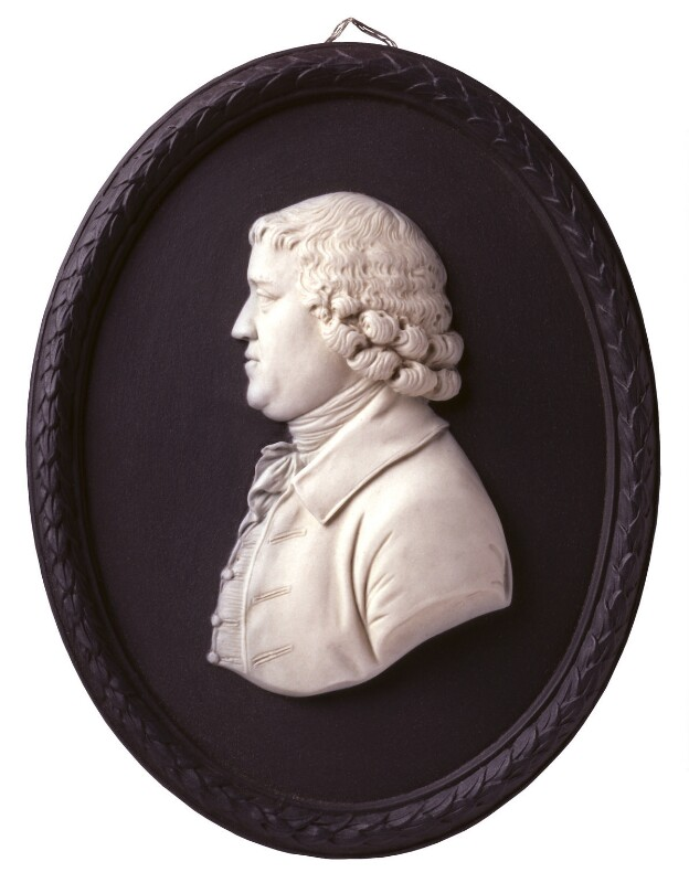 Josiah Wedgwood, after William Hackwood, 1922, based on a work of 1782 - NPG 1948 - © National Portrait Gallery, London