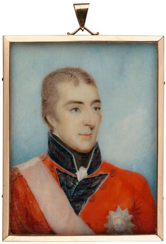 Arthur Wellesley, 1st Duke of Wellington, by Robert Home, 1804 -NPG 741 - © National Portrait Gallery, London