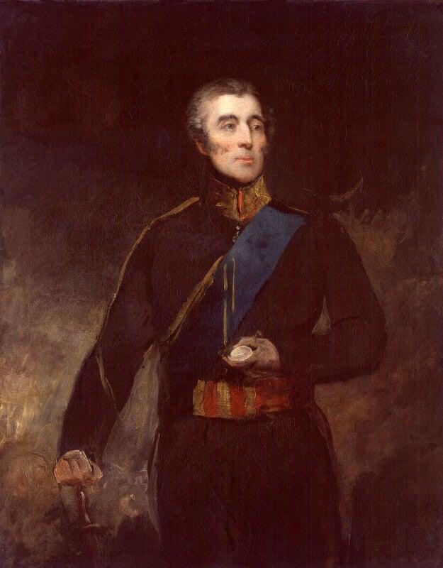 Arthur Wellesley, 1st Duke of Wellington, by John Jackson, 1830-1831 - NPG 1614 - © National Portrait Gallery, London