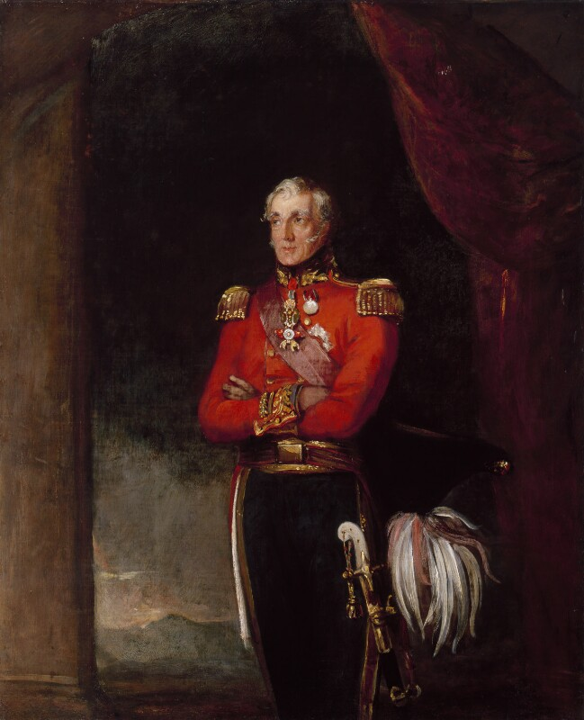 Arthur Wellesley, 1st Duke of Wellington, by William Salter, 1839 - NPG 3766 - © National Portrait Gallery, London