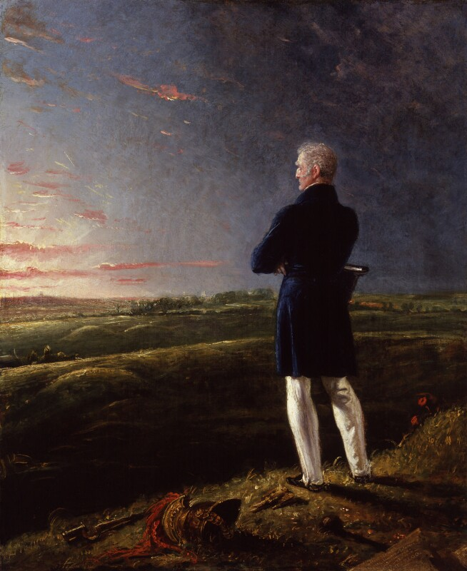 Arthur Wellesley, 1st Duke of Wellington, by Benjamin Robert Haydon, 1839 - NPG 6265 - © National Portrait Gallery, London