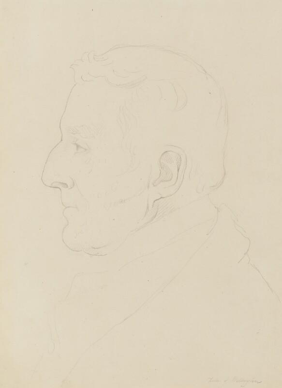 Arthur Wellesley, 1st Duke of Wellington, by Sir Francis Leggatt Chantrey, 1822-1839 - NPG 316a(128) - © National Portrait Gallery, London