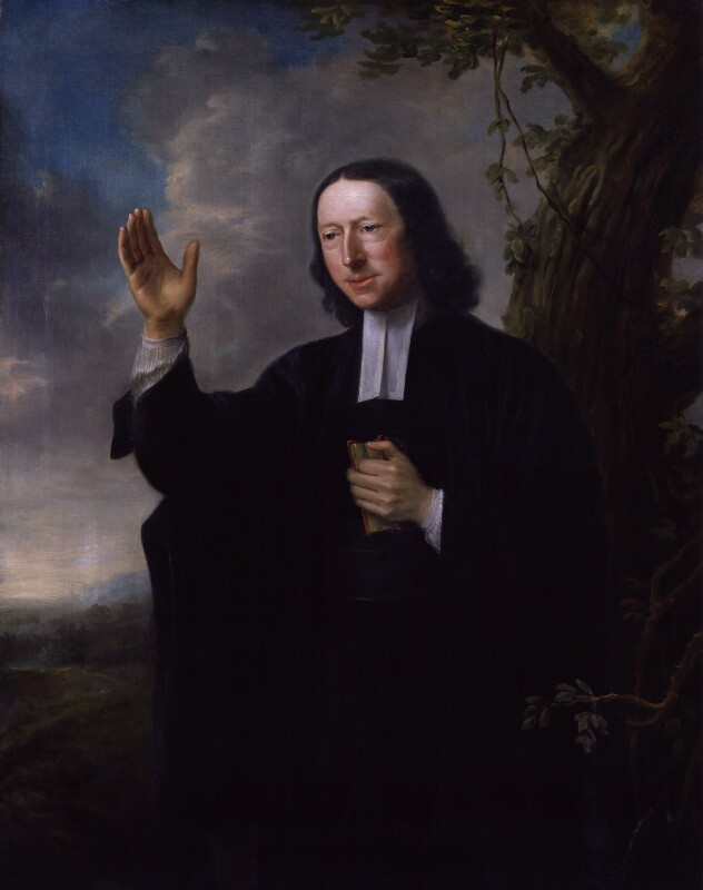 John Wesley, by Nathaniel Hone, circa 1766 - NPG 135 - © National Portrait Gallery, London