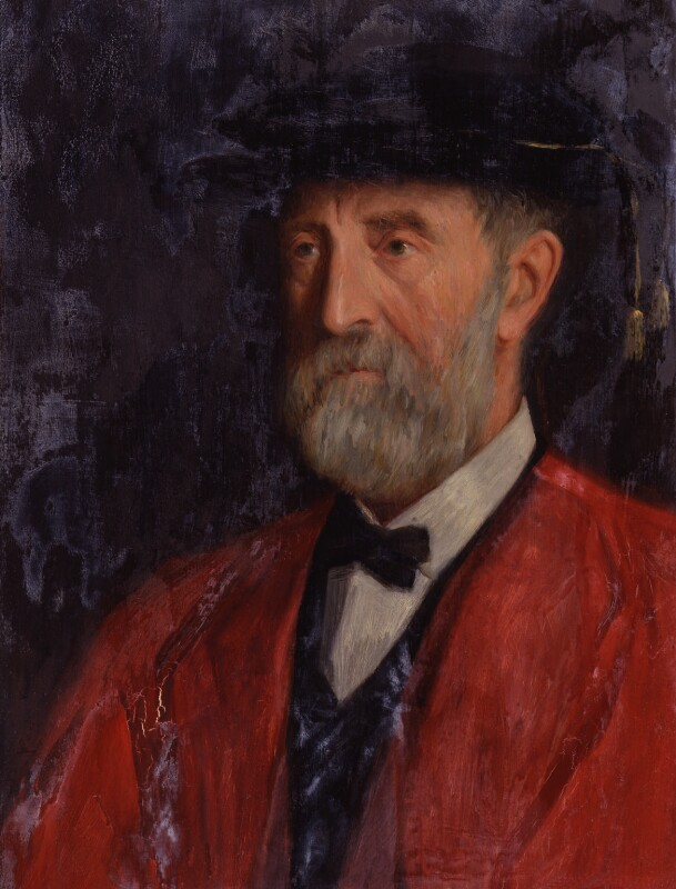 John Westlake, by Alice Westlake (née Hare), circa 1896-1897 - NPG 4847 - © National Portrait Gallery, London