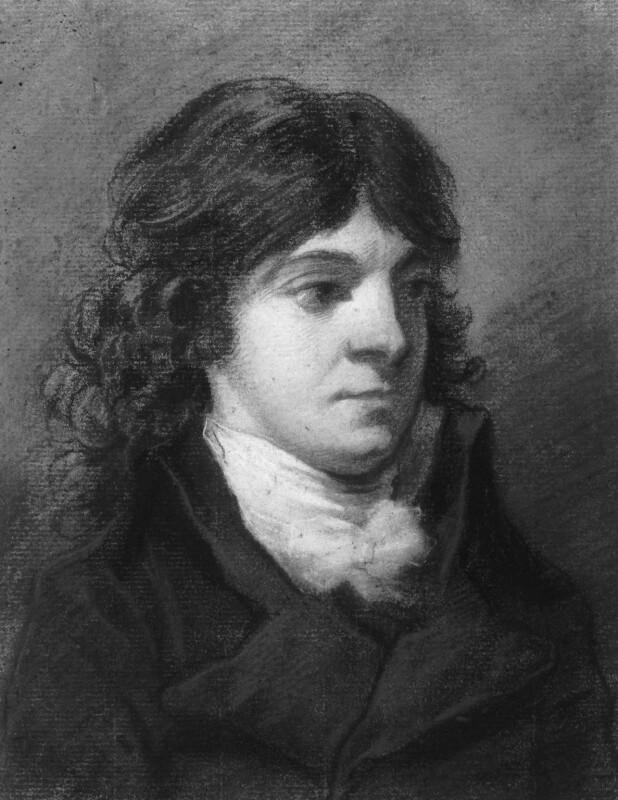 Sir Richard Westmacott, by Charles Benazech, 1792 -NPG 731 - © National Portrait Gallery, London