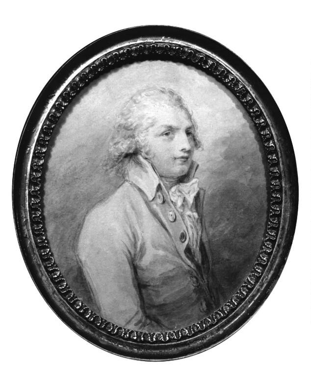 Francis Wheatley, by William Hamilton, circa 1785 - NPG 5037 - © National Portrait Gallery, London