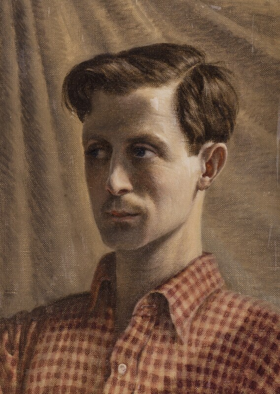 Rex Whistler, by Reginald John ('Rex') Whistler, circa 1934 - NPG 4124 - © National Portrait Gallery, London
