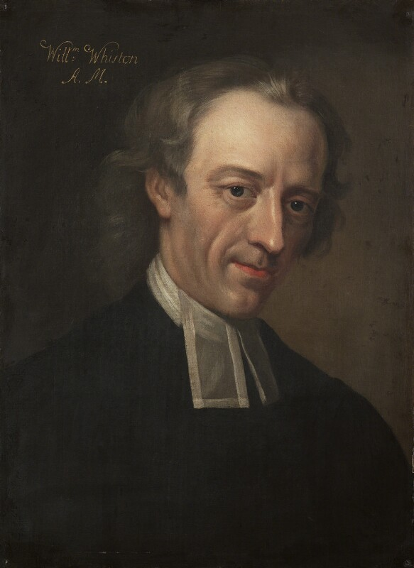 William Whiston, after Sarah Hoadly, circa 1720 - NPG 243 - © National Portrait Gallery, London