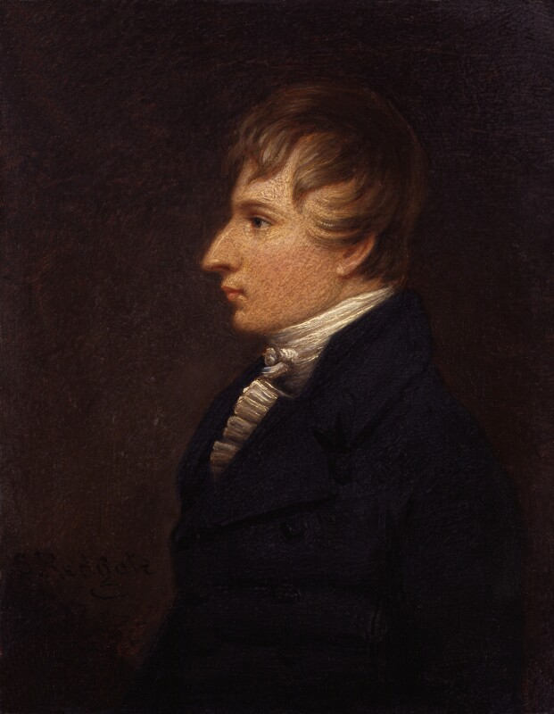 Henry Kirke White, by Sylvanus Redgate, after  Thomas Barber, mid 19th century, based on a work of circa 1805 - NPG 3248 - © National Portrait Gallery, London