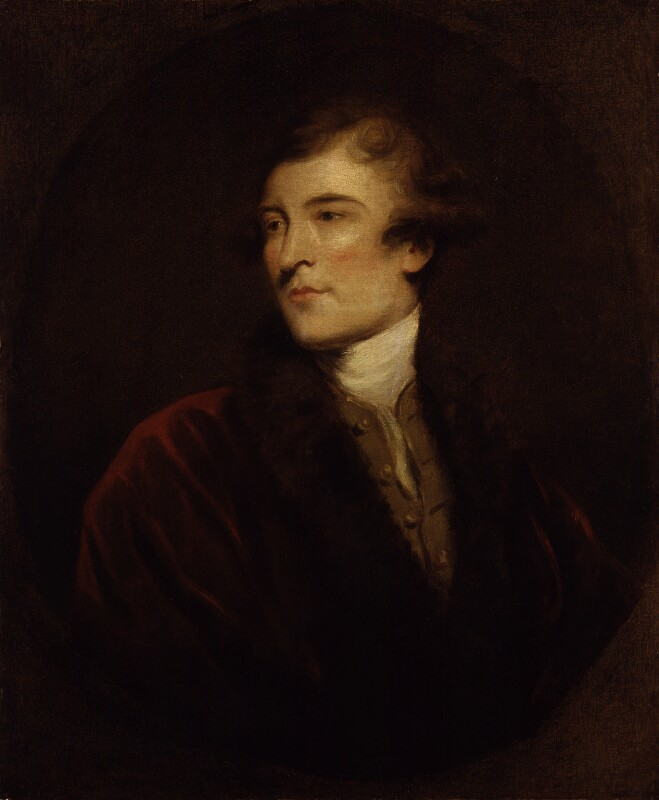 Caleb Whitefoord, after Sir Joshua Reynolds, early 19th century, based on a work of circa 1773 - NPG 1400 - © National Portrait Gallery, London