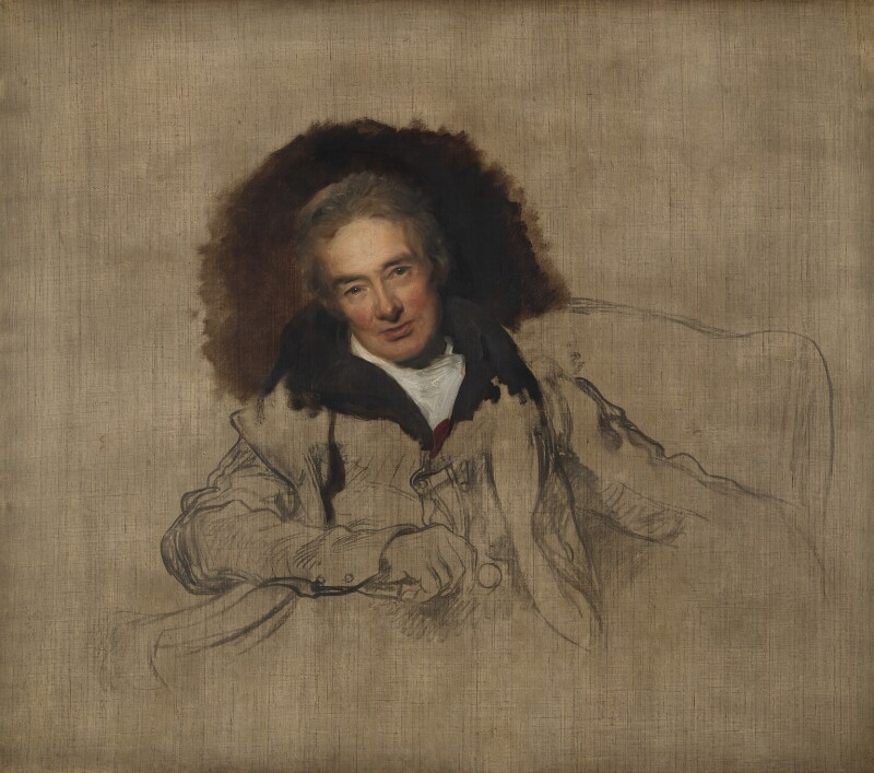 William Wilberforce, by Sir Thomas Lawrence, 1828 -NPG 3 - © National Portrait Gallery, London