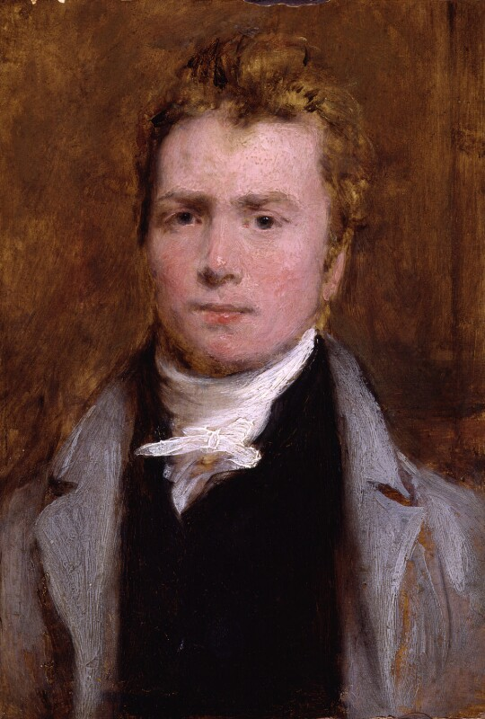 Sir David Wilkie, by Sir David Wilkie, 1813 - NPG 53 - © National Portrait Gallery, London