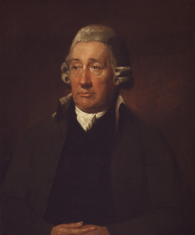 John Wilkinson, after Lemuel Francis Abbott, based on a work of late 1790s - NPG 3785 - © National Portrait Gallery, London