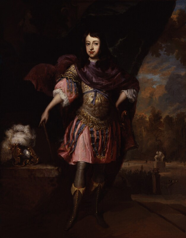 King William III, by Jan de Baen, based on a work of 1667 -NPG 6269 - © National Portrait Gallery, London