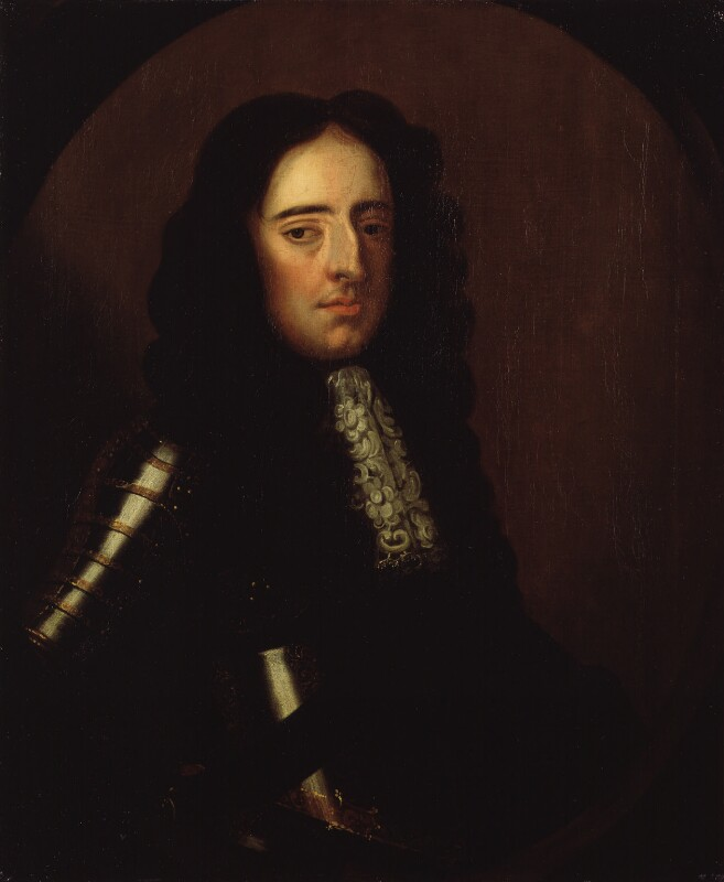 King William III, by Willem Wissing, based on a work of 1685 -NPG 580 - © National Portrait Gallery, London