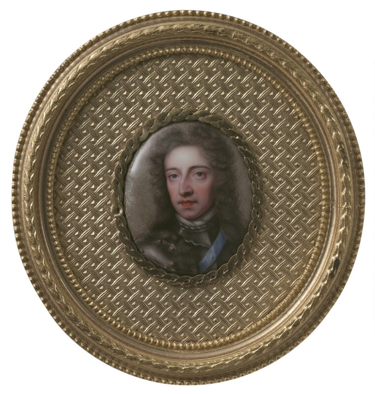 King William III, by Charles Boit, circa 1696-1699 - NPG 1737 - © National Portrait Gallery, London